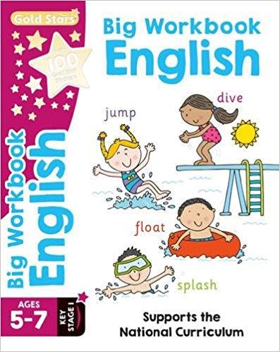 Goldstars Big Worksbook English