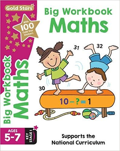 Goldstars Big Worksbook Maths