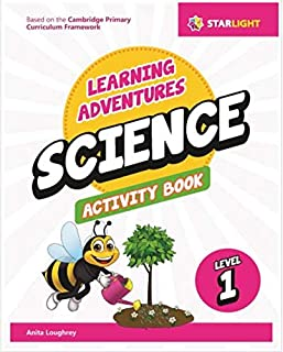 Primary Science 1 Activity Book 2019 (Learning Adventures)
