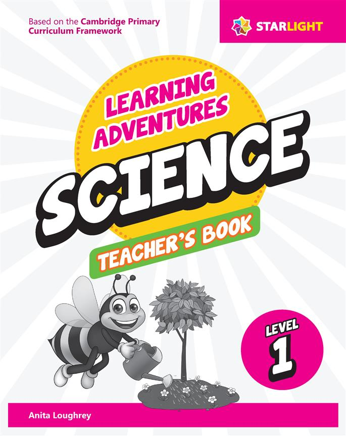 Primary Science 1 Teacher's Book 2019 (Learning Adventures)