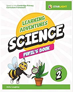 Primary Science 2 Pupil's Book 2019 (Learning Adventures)