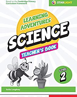 Primary Science 2 Teacher's Book 2019 (Learning Adventures)