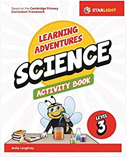 Primary Science 3 Activity Book 2019 (Learning Adventures)