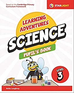 Primary Science 3 Pupil's Book 2019 (Learning Adventures)