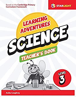 Primary Science 3 Teacher's Book 2019 (Learning Adventures)