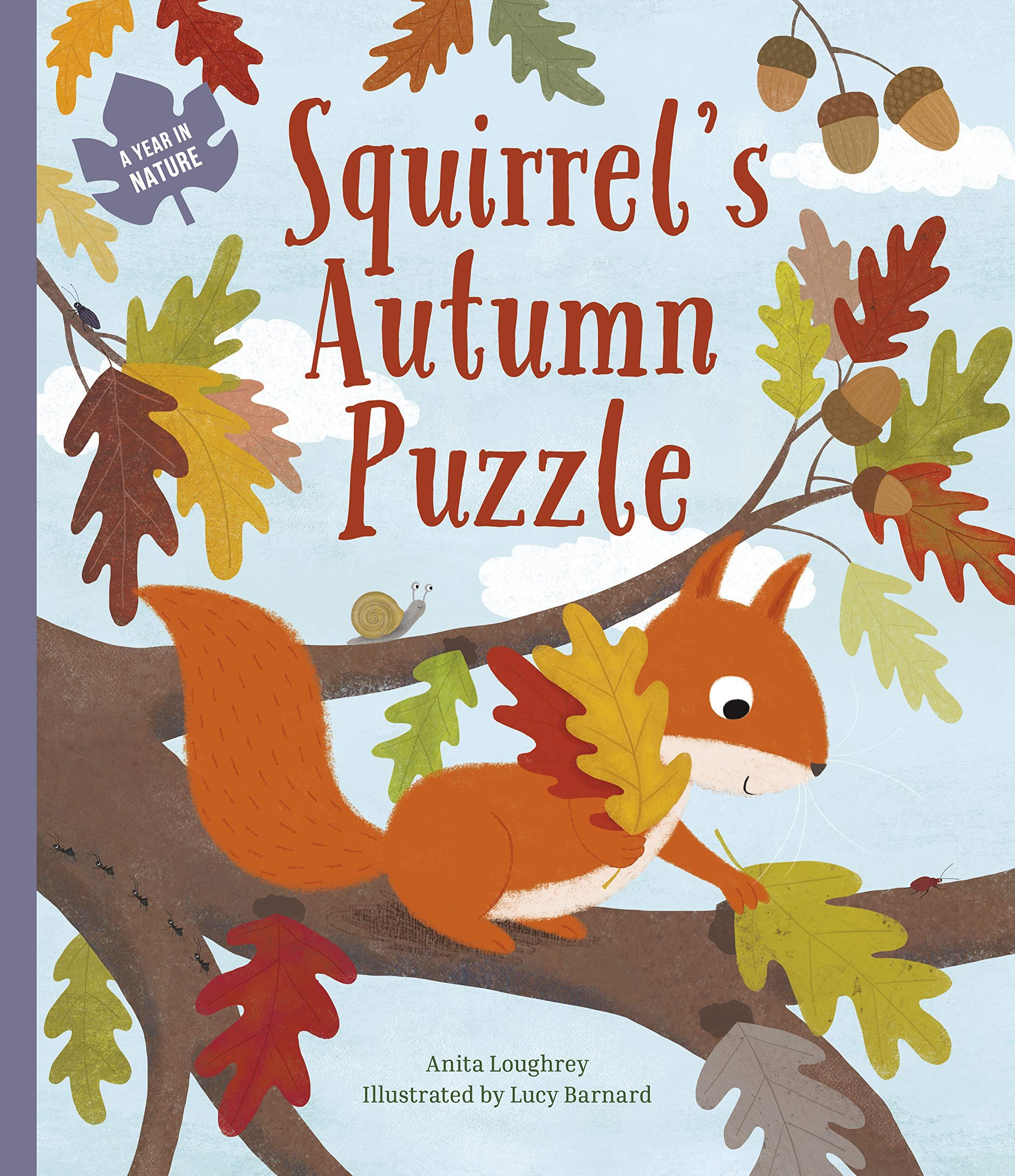 Squirrel's Autumn Puzzle