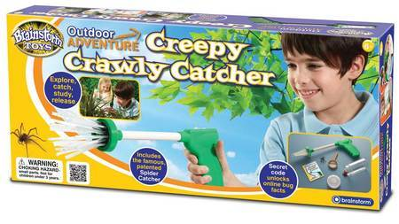 Creepy Crawly Catcher