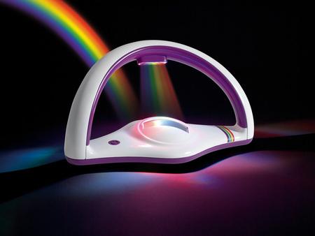 Rainbow projector2