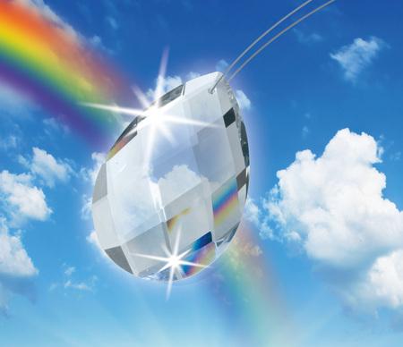 Rainbow projector3