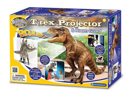 T Rex projector