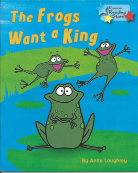 The Frogs Wants a King small